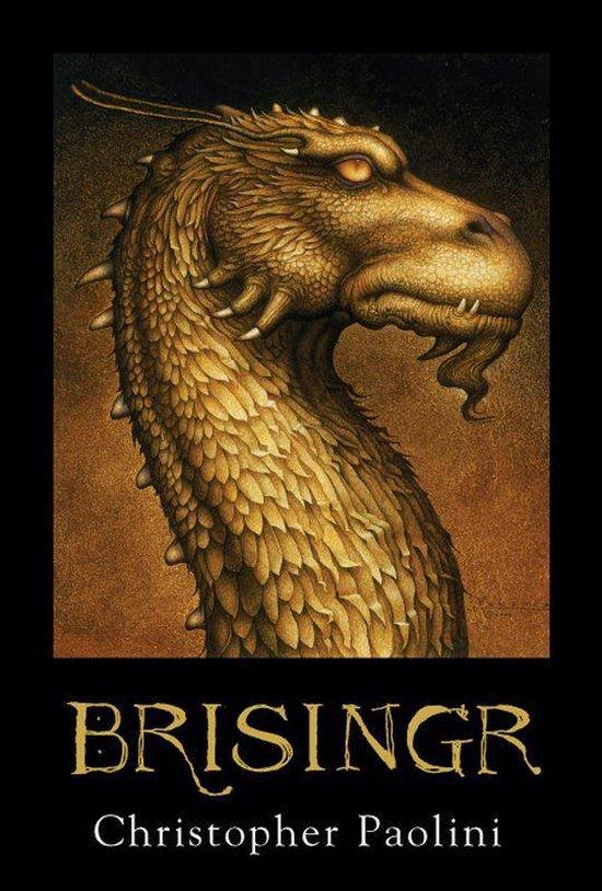 Het erfgoed - 3 - Brisingr - Christopher Paolini |