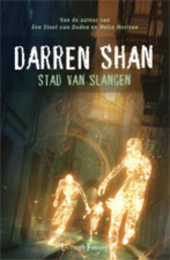 Stad Van Slangen / 3 - Darren Shan   Fthsonline.com