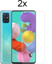 Samsung a51 Screenprotector - Samsung galaxy a51 S