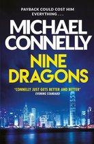 Omslag Nine Dragons