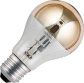 Kopspiegellamp standaard ECO goud 60W grote fitting E27