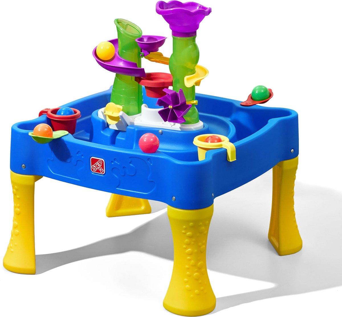 Step2 Water & Bal tafel Rise & Fall - voor 19L water - Watertafel incl. accessoires