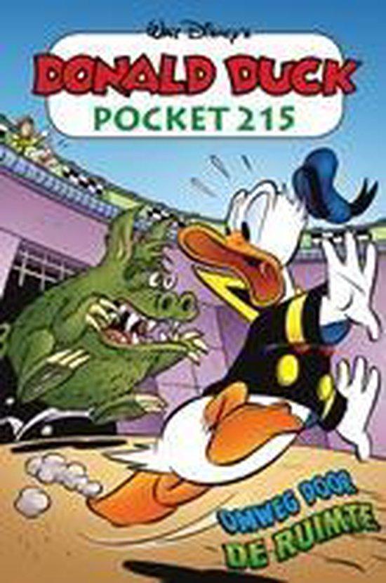 Donald Duck pocket 215 Omweg door de ruimte - Sanoma Media  