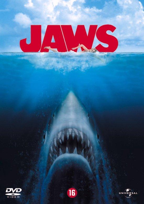 Cover van de film 'Jaws'