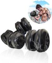 Fitnetics™ Tot 25 Kg Dumbell/Gewichten Set/Home Gy