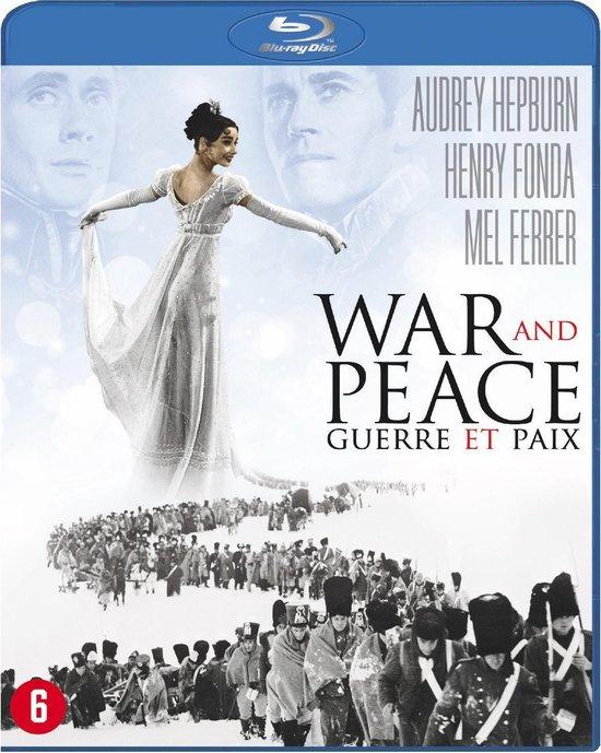 Cover van de film 'War & Peace'