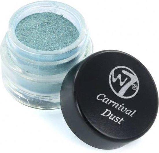 W7 Carnival Dust Oogschaduw - 15 Gold Teal