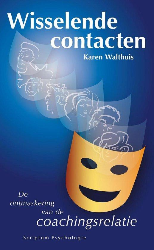 Wisselende contacten - Karen Walthuis |
