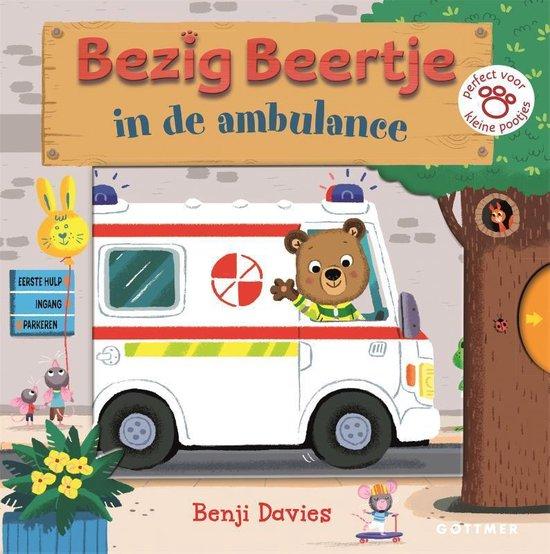 Bezig Beertje - Bezig Beertje in de ambulance - Benji Davies  