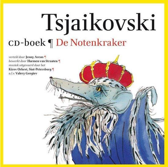 Boek cover De Notenkraker van Pjotr Iljitsj Tsjaikovski (Hardcover)
