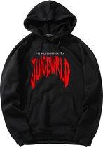 Juice Wrld Hoodie - The Wrld Domination Tour - Maat M