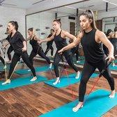 Fitness Workout Weerstandsbanden Set Elastiek