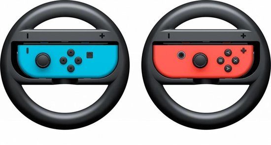 Joy-Con stuurset - Zwart - Nintendo Switch