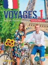 Voyages édition internationale 1 livre de l'élève + online MP3's