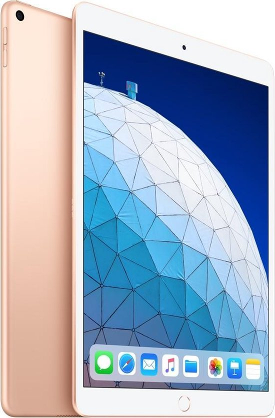 Apple iPad Air (2019) - 10.5 inch - WiFi - 64GB - Goud