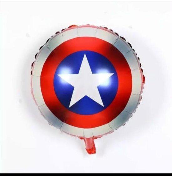 Captain America Schild 18 Inch Ballon