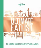 Boekomslag van 'Lonely Planet's Ultimate Eatlist'