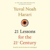 Omslag 21 Lessons for the 21st Century