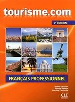 Tourisme.com 2e édition livre de l'élève + CD audio + livret
