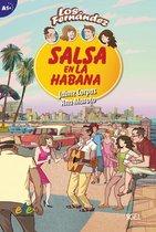 Los Fernández A1+: Salsa en La Habana libro + descarga MP3