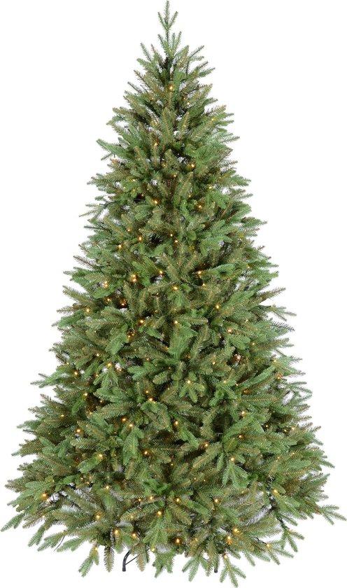 Excellent Trees® LED Ulvik Kunstkerstboom - 180 cm - Met verlichting - Luxe uitvoering - 340 lampjes