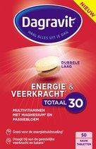 Dagravit Energie & Veerkracht Totaal 30 Voedingssupplement - 50 tabletten