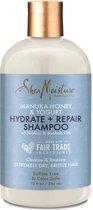 Shea Moisture Manuka Honey & Yogurt Hydrate + Repair Shampoo 384 ml