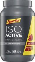 Isoactive Powerbar - 1320 gram - Red Fruit Punch
