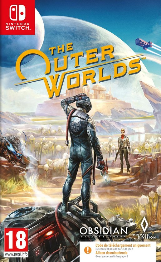 The Outer Worlds - Switch