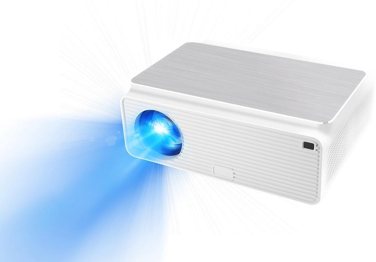 Q08 Full HD 1080p LED LCD beamer   6500 lumens