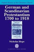 German and Scandinavian Protestantism 1700-1918