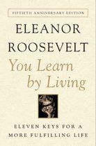 Boek cover You Learn by Living van Eleanor Roosevelt