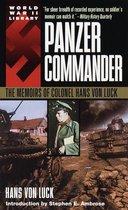 Boek cover Panzer Commander van Hans Von Luck (Paperback)