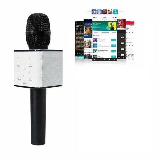 Karaoke Microfoon / Draadloze bluetooth microfoon / Draadloos karaoke microfoon