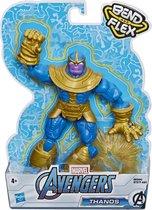 Avengers Bend And Flex Thanos - Speelfiguur 15 cm