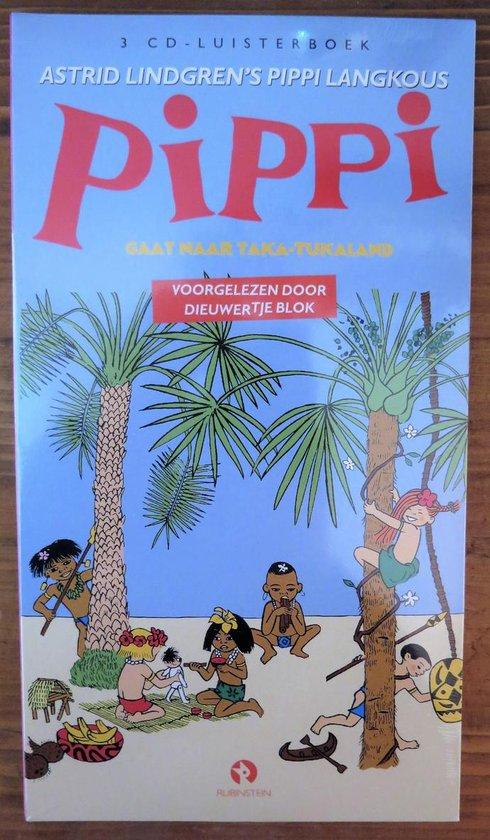 Pippi gaat naar taka-tuku-land 3 cd's (luisterboek) - Astrid Lindgren |