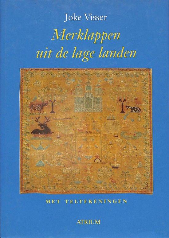 Merklappen uit de lage landen - J. Visser |