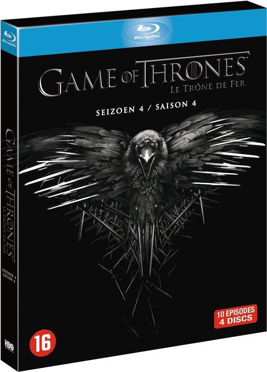 Game Of Thrones - Seizoen 4 (Blu-Ray)