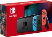 Afbeelding van Nintendo Switch Rood /Blauw - Verbeterde accuduur - nieuw model