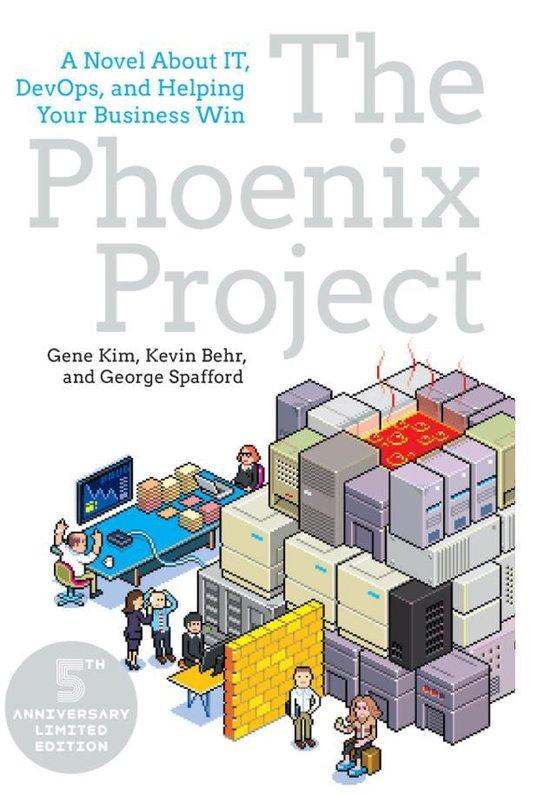 Boek cover Phoenix Project van Gene Kim (Paperback)