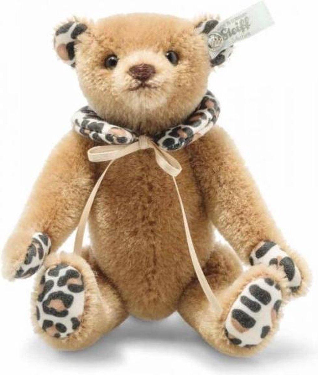 Steiff Leo Teddy bear, light brown - 15cm