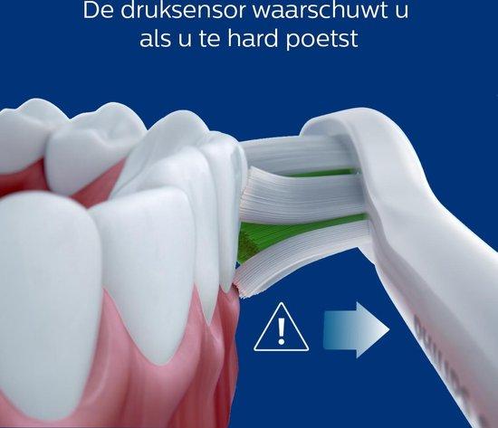 Philips Sonicare ProtectiveClean 4300 HX6809/35 Duo - Elektrische tandenborstel - Wit