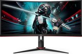AOC CU34G2X - QHD Curved Gaming Monitor - 144hz - 34 Inch