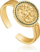Ania Haie Gold Digger Ring - Goudkleurig