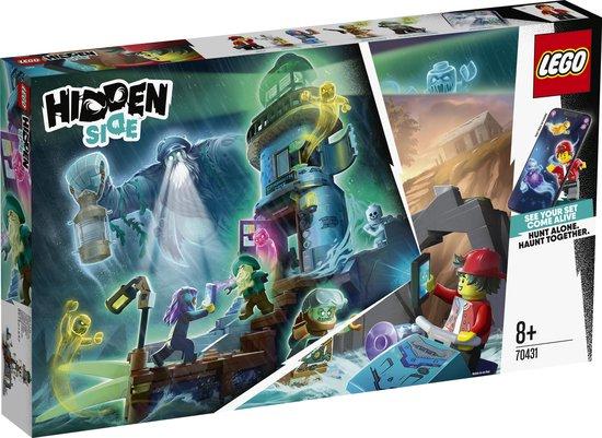 LEGO Hidden Side De Duistere Vuurtoren - 70431