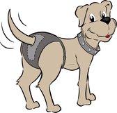 Ruby Care Honden Broekje - Size 5