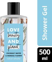 Love Beauty and Planet Douchegel Coconut Water & Mimosa Shower - 500 ml