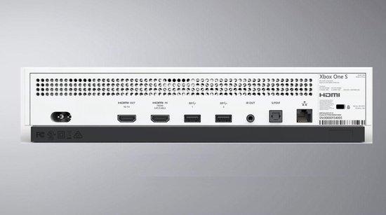 Xbox One S console 500 GB + Forza Horizon 3