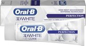 Oral-B 3D White Luxe Perfection - 75 ml - Tandpasta