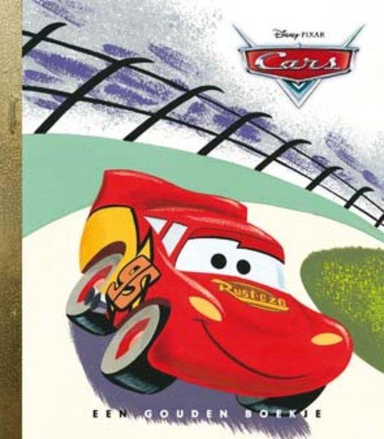 Gouden Boekjes - Cars - Disney  